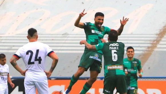 Alianza Lima se colocó como líder de la Fase 2. (Foto: Liga Profesional de Fútbol)