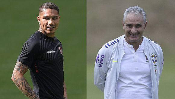 Perú vs. Brasil: Paolo Guerrero hace pedido especial a Tite para el duelo por Copa América | VIDEO