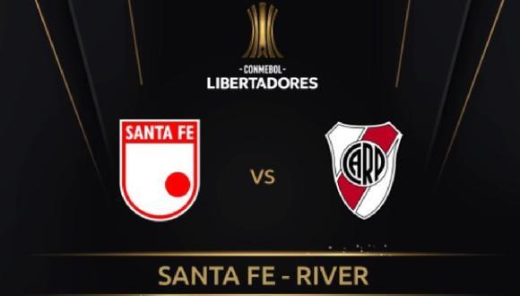 River Plate visita a Independiente de Santa Fe por la tercera fecha de la Copa Libertadores 2021. El duelo debía jugarse en Colombia pero fue reprogramado y se llevará a cabo en Paraguay