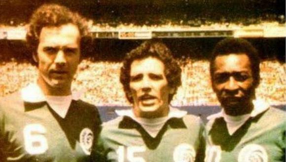 El mensaje de cumpleaños de Ramón Mifflin a su gran amigo Pelé por sus 79 años