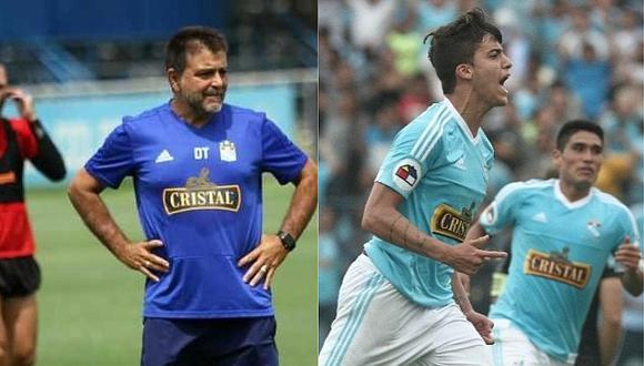 Sporting Cristal: Claudio Vivas desea el regreso de dos exrimenses para el Torneo Clausura   VIDEO
