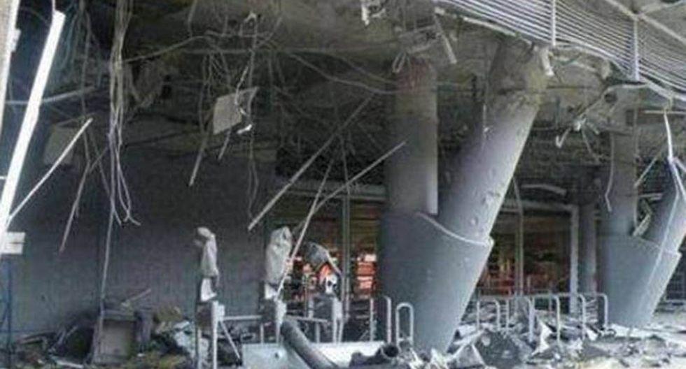 Bombardean estadio del Shakhtar Donetsk y dejan graves daños