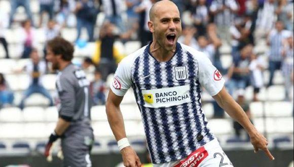 Rodríguez llegó a Alianza Lima en julio de 2019 a pedido de Pablo Bengoechea, procedente de Danubio de Uruguay. (Foto: GEC)