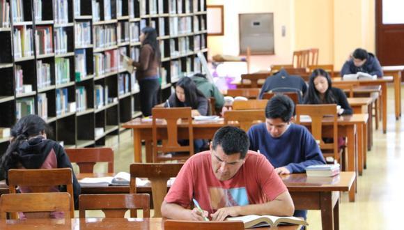 Gran Biblioteca Pública de Lima reinicia su atención presencial. (Foto: Facebook BNP)