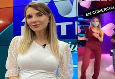 TikTok viral: Juliana Oxenford alborota la red social con divertido baile [VIDEO]