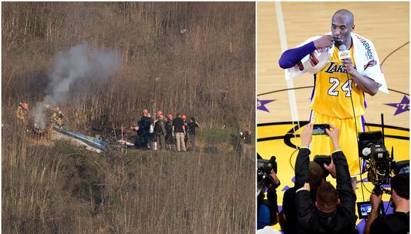 Las investigaciones por el fallecimiento de Kobe Bryant siguen revelando detalles del fatal accidente. (Foto: AFP)