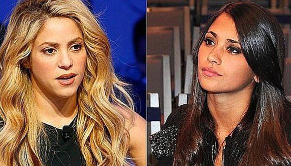 Antonela Roccuzzo odia a Shakira y en España revelan todas las razones de la pelea   VIDEO