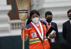 Congresista Isabel 'Chabelita' Cortez recibió S/ 15 600 por instalación y lo usa para amoblar su departamento