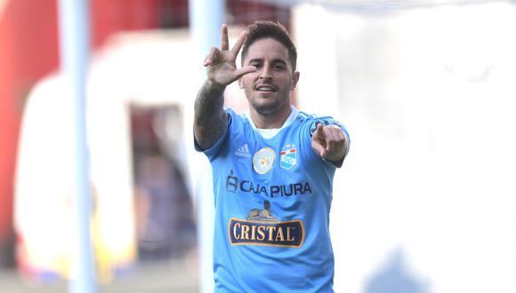 Alejandro llegó a Sporting Cristal, proveniente de Universitario. | Foto: @LigaFutProf