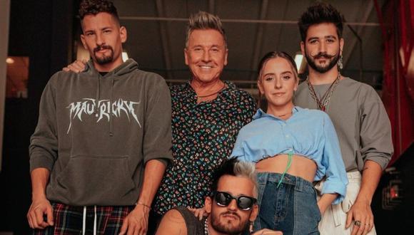 Ricardo Montaner junto a su familia han conquistado la industria musical. (Foto: @montaner)