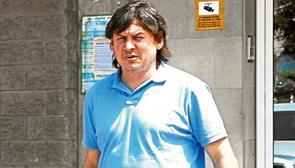 """Ronald Baroni dispara en Chile: """"Juan Carlos Oblitas es un vago"""""""