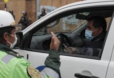 Lima y Callao: domingos serán sin inmovilización social, pero uso de autos particulares seguirá restringido