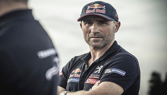 Dakar 2019: Stéphane Peterhansel abandona el Rally en penúltima etapa