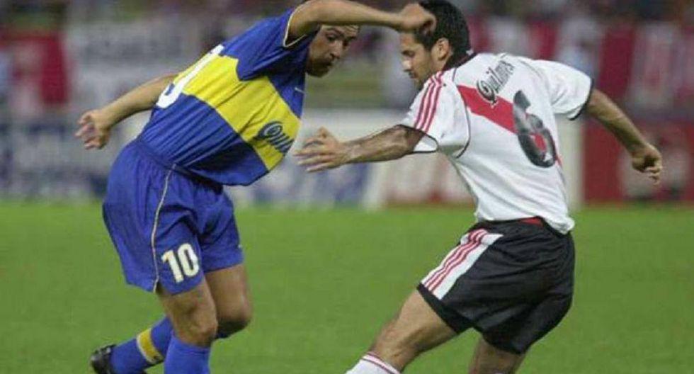 Copa Libertadores: se cumplen 20 años de la 'huacha' de Riquelme a Yepes