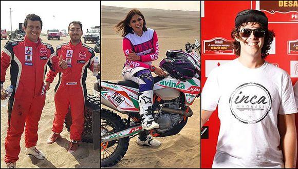 Dakar 2019: Los pilotos peruanos que no continúan en carrera
