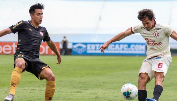 El partido de Universitario y UTC que fue suspendido en la tercera fecha por masivos contagios de COVID, ya fue reprogramado por la Liga 1.