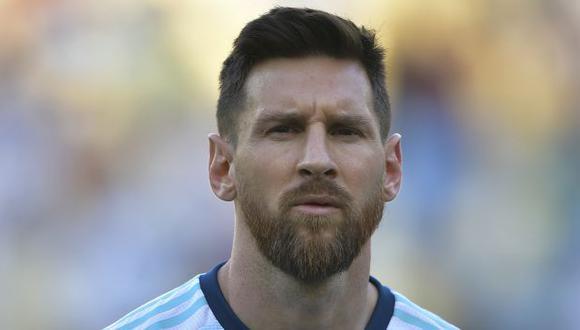 Lionel Messi es el goleador histórico de la selección de Argentina con 70 anotaciones. (Foto: AFP)