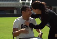 Edison Flores: Esta fue su emotiva reacción al enterarse que sería papá [VIDEO]