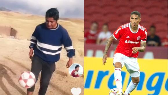 Andrés Soto se ha convertido en el tiktoker cusqueño más conocido del mundo. (Foto: @andresoto88/@guerrero9)