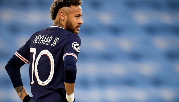 Neymar publicó un mensaje tras caer en Champions League con PSG. (Foto: EFE)