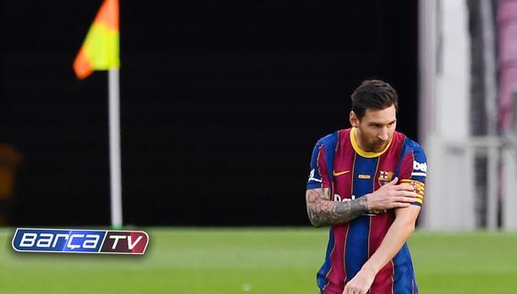 Con Lionel Messi, Barcelona vs Elche por el Trofeo Joan Gamper.