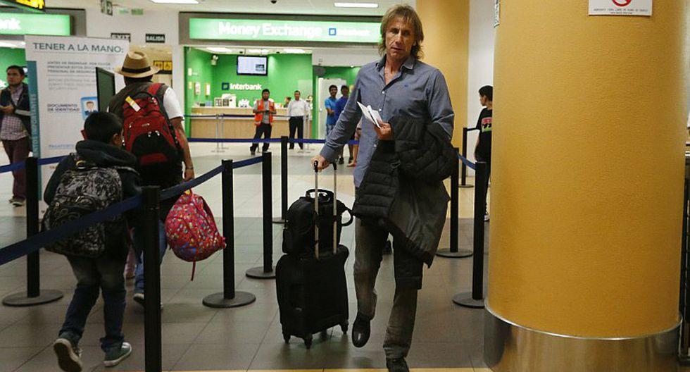 Ricardo Gareca viajará a Europa para visitar a dos posibles convocados a la selección