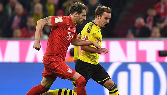 La Bundesliga podría ser la primera de las cinco ligas más importantes de Europa en someterse a esos cambios. (Foto: AFP)