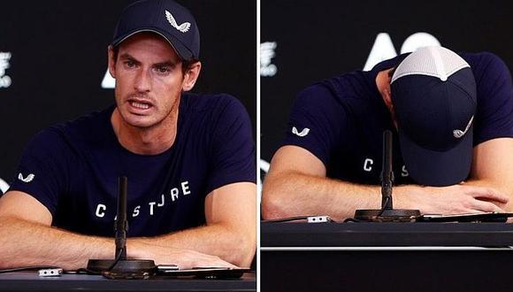 Andy Murray anuncia que se retirará del mundo del tenis