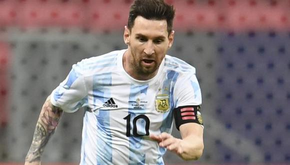 Argentina vs Paraguay en vivo se enfrentan por la fecha 3 de la Copa América 2021. Sigue los detalles del partido aquí.  (Foto: AFP)