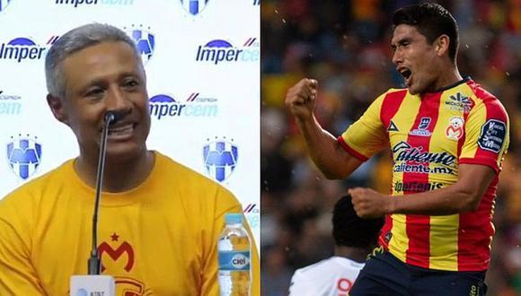 DT de Monarcas explicó por qué Irven Ávila jugó en la sub 20 del equipo