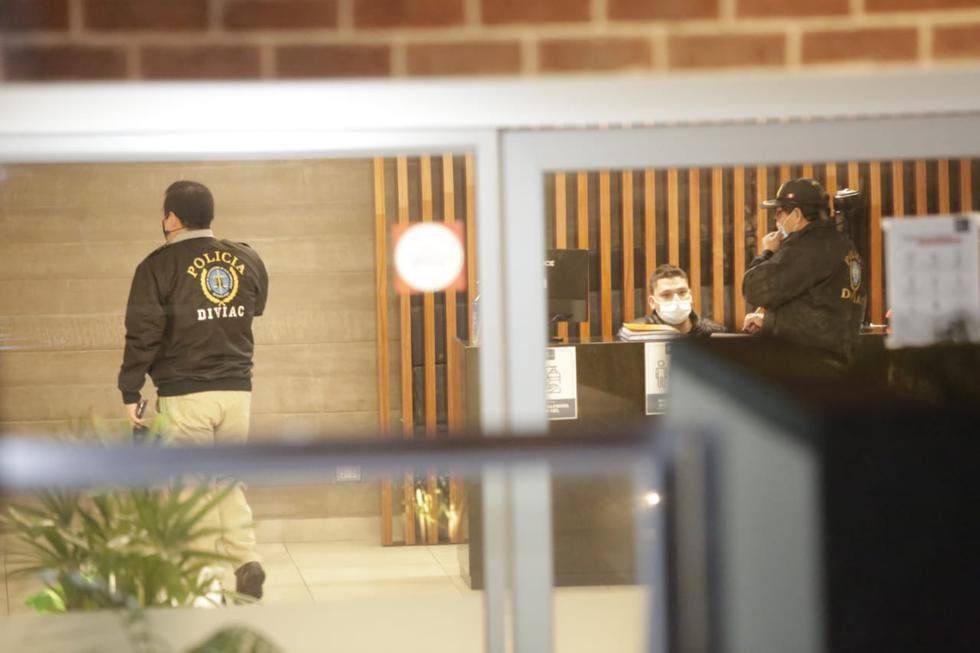La medida fue dispuesta por la Tercera Fiscalía Especializada en Delitos de Corrupción de Funcionarios de Lima Centro. (Foto: Cesar Grados / @photo.gec)