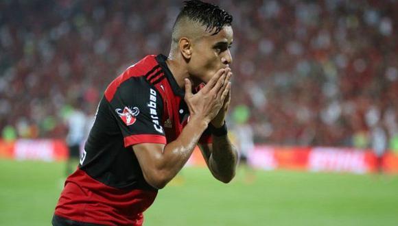 Vasco 0-1 Flamengo: gol de Everton a lo Paolo Guerrero [VIDEO]
