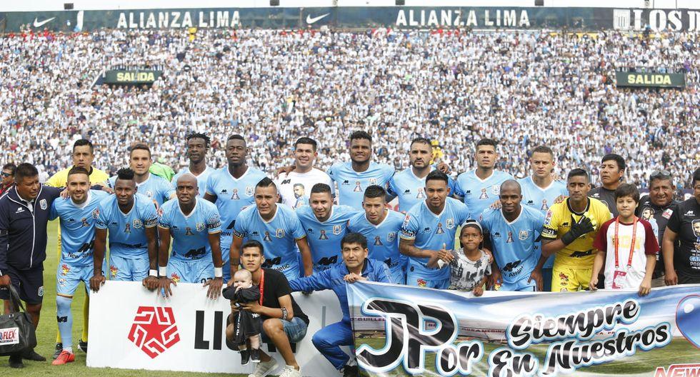 Deportivo Binacional ganó el título de la Liga 1 2019. (Foto: GEC)