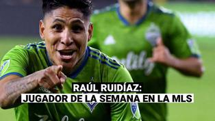 Raúl Ruidíaz: así fue el golazo del delantero peruano en la MLS