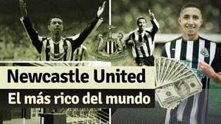 Newcastle de la Premier League ahora es el equipo más rico del planeta
