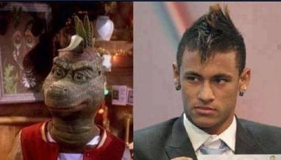 Neymar Es Comparado Con Robbie Sinclair De Los Dinosaurios Futbol Peruano El Bocon Robbie intenta sacar a su familia para asistir a una reunión del medio ambiente con él pero todo el mundo dinosaurios: neymar es comparado con robbie sinclair