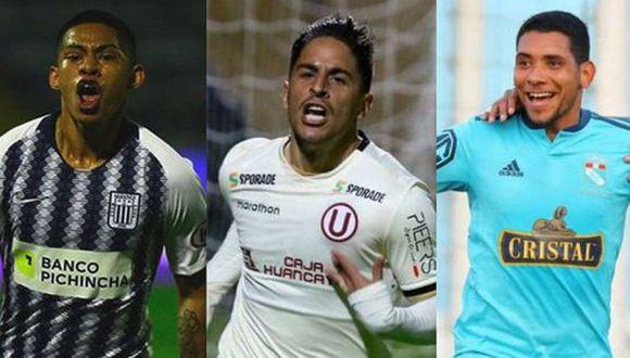 De los tres equipos, solo Sporting Cristal tiene un lugar asegurado en los play-offs. (Foto: GEC)