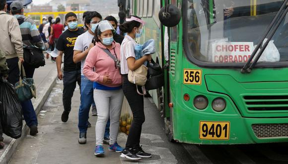MTC y Municipalidad Provincial de Huamanga suscribirán un convenio para garantizar un transporte seguro, ordenado y eficiente. (Foto: Referencial/Grupo El Comercio)