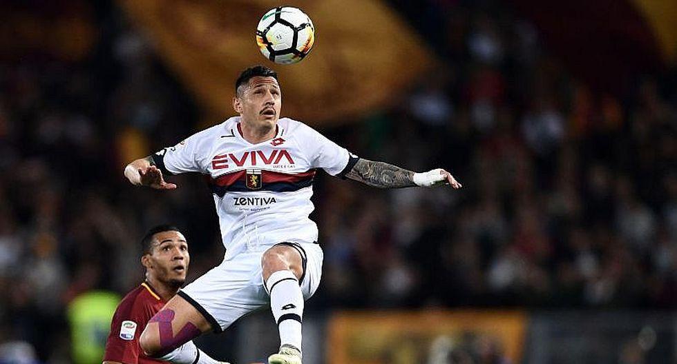 Gianluca Lapadula y el gol que ni Lionel Messi pudo marcar