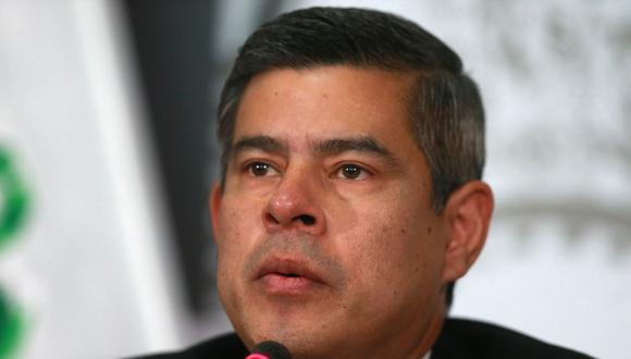 Luis Galarreta, candidato a la primera vicepresidencia de Fuerza Popular, señaló que la entrevista que Rodrigo González y Gigi Mitre le hicieron a Keiko Fujimori la benefició. (Foto: Andina)