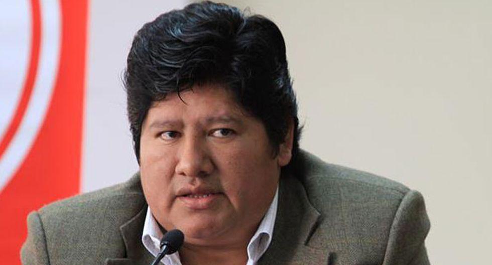 ¡Edwin Oviedo es el nuevo presidente de la Federación Peruana de Fútbol (FPF)!