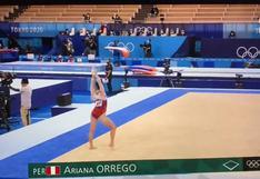 Ariana Orrego y su paso en los Juegos Olímpicos Tokio 2020  VIDEO