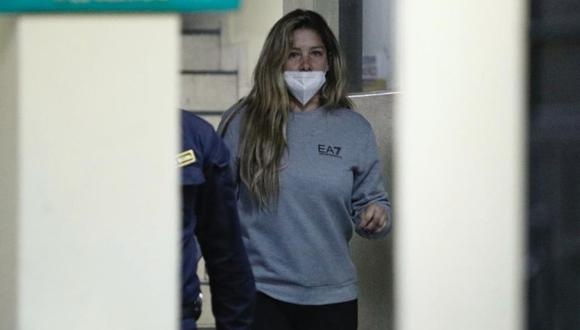 El abogado de Sofía confirmó que las lesiones que tiene el alcalde de la Molina fueron ocasionados por la exconductora de televisión.