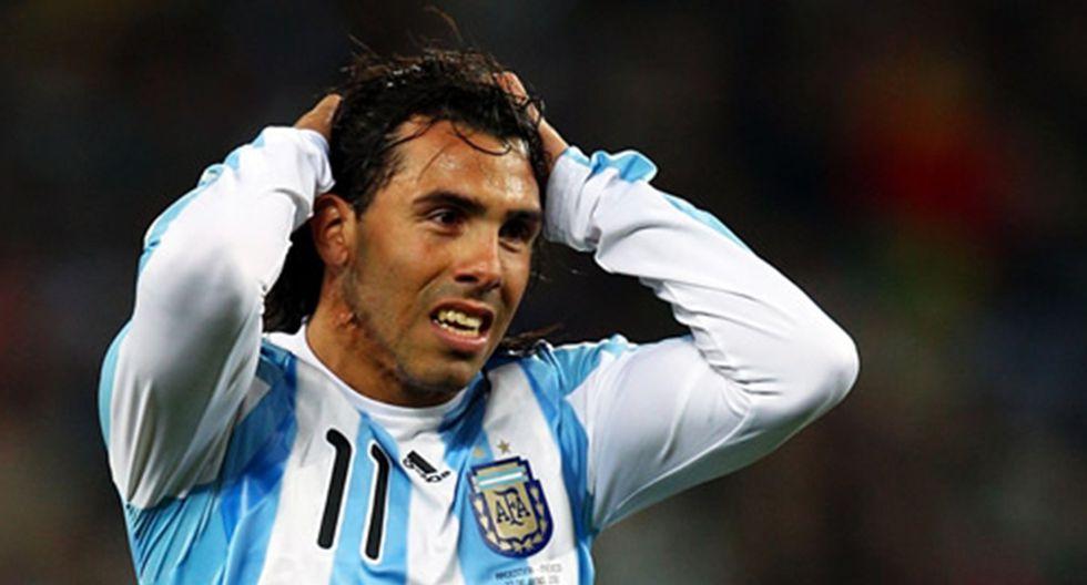 Carlos Tévez habló de su no convocatoria por Argentina para el Mundial Brasil 2014