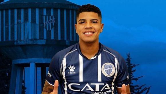 Wilder Cartagena manejó una oferta de Sporting Cristal. (Foto: Twitter)