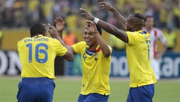 Ecuador se mide hoy con Alemania con la mira puesta en Perú