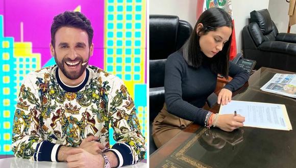 No es la primera vez que Rodrigo González juzga a Sigrid Bazán por sus comentarios. (Foto: Instagram @sigrid_bazan / @rodgonzalezl)