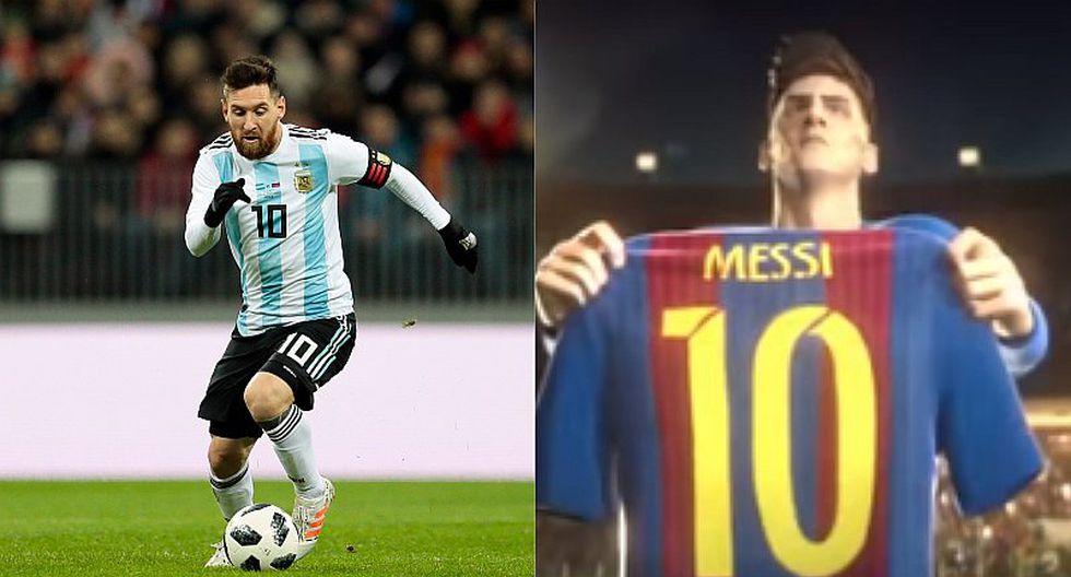 Lionel Messi: la película animada que narra su historia en el fútbol