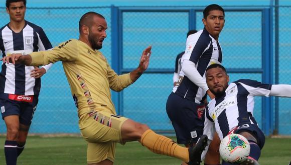 Este viernes 11 de septiembre, Alianza Lima se enfrenta a UTC en el estadio Alberto Gallardo por la fecha 11 del Torneo Apertura. FOTO: Liga 1