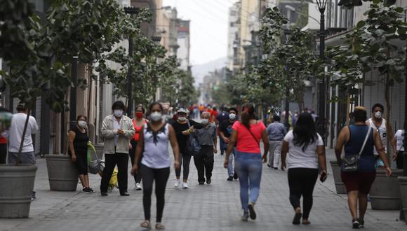 Según Senamhi, en Lima Metropolitana se espera temperaturas entre 14 y 15 °C en las mañanas durante la primavera . (Fotos Diana Marcelo / GEC)